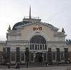 Железнодорожные вокзалы в Казановке